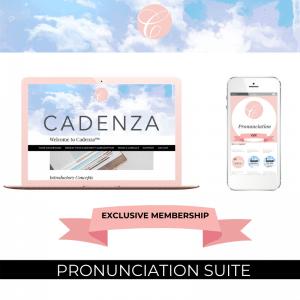 pronunciation goals